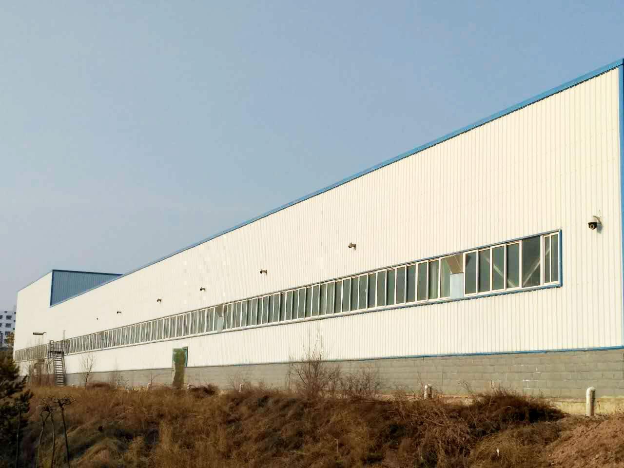 裕丰碳纤维厂房